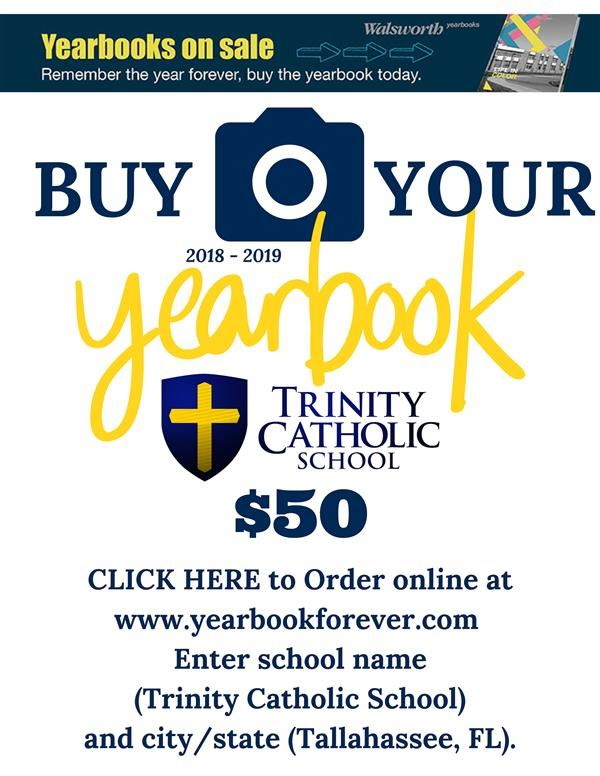 Buy Your 2019-2020 Yearbook Today!
